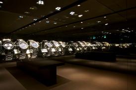 Umbau Showroom Rado Uhren AG
