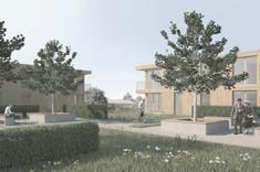Projektwettbewerb Neubau Seniorenzentrum