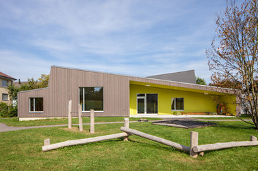 Neubau Kindergarten