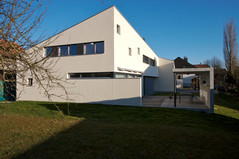 Neubau Doppeleinfamilienhaus