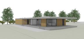 Studienauftrag Neubau Clubhaus SV Safnern