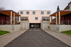 Neubau Doppeinfamilienhaus