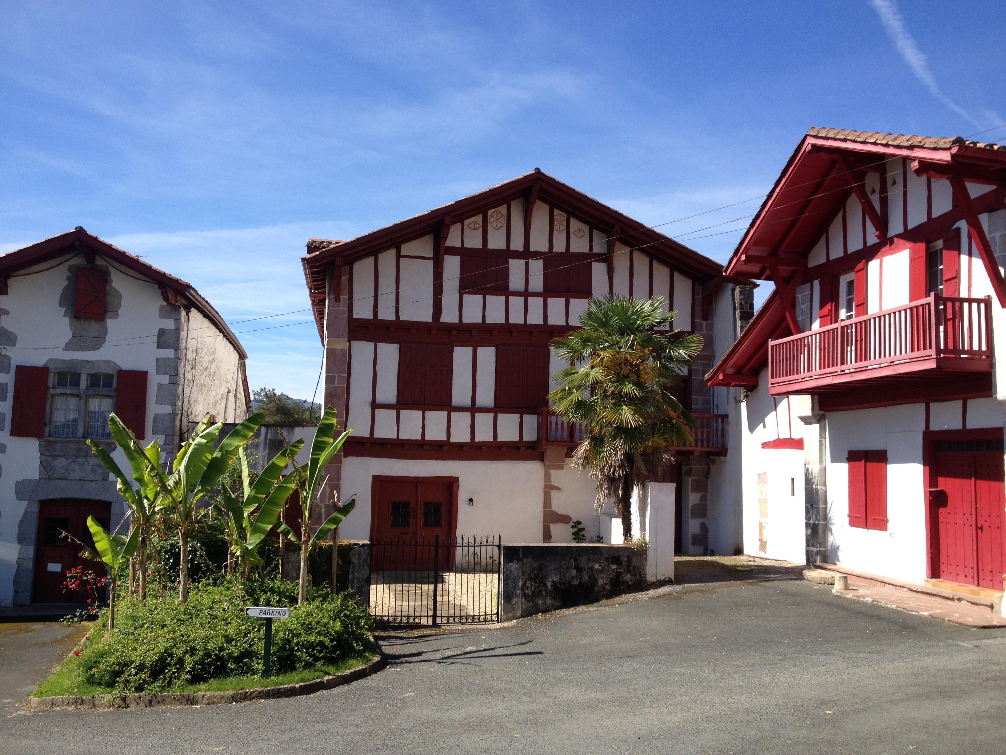 Basque houses