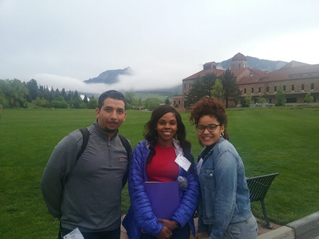 CSU Chi Sci Attends the 2018 Access Assembly at U of Colorado