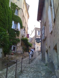 Street of St Emilion