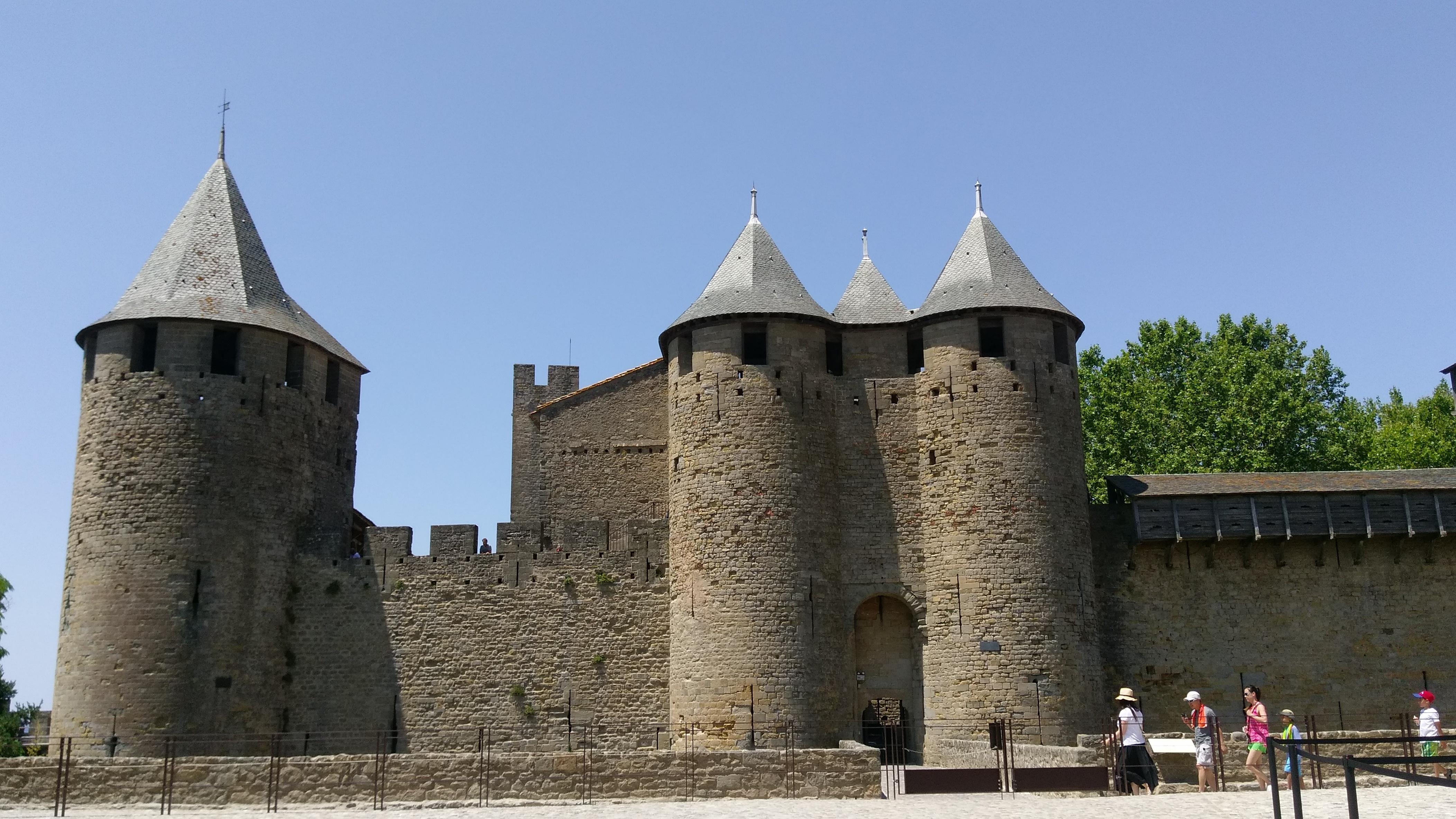 Carcassonne Transfer Ze Chauffeur