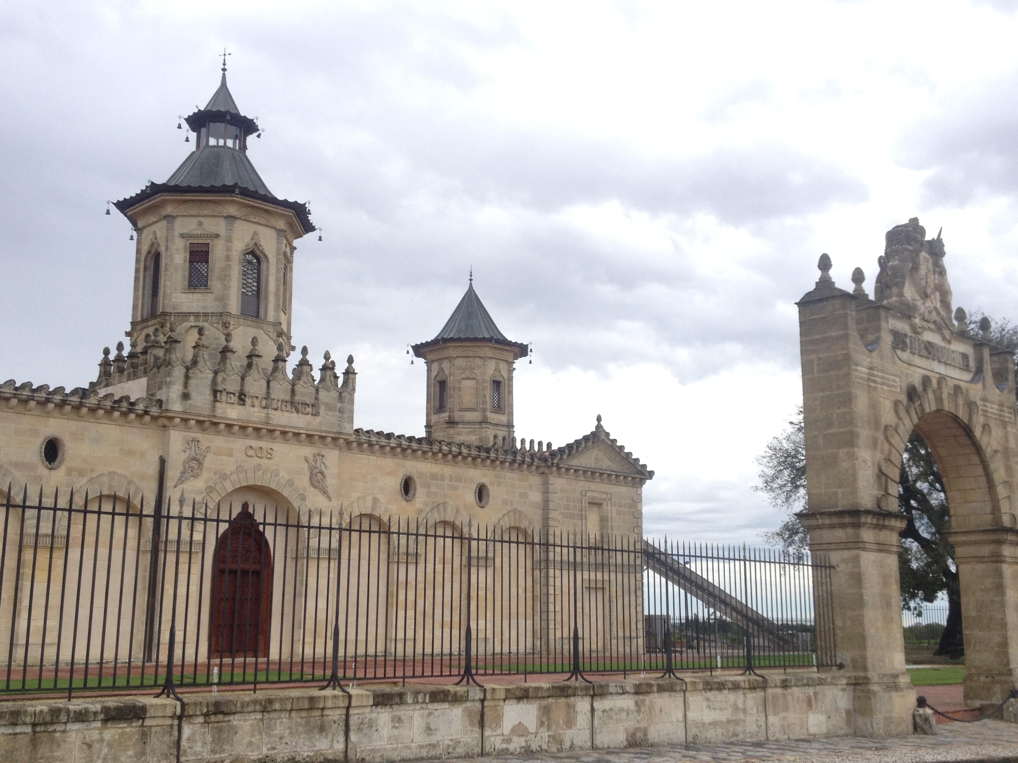 Medoc Chateau