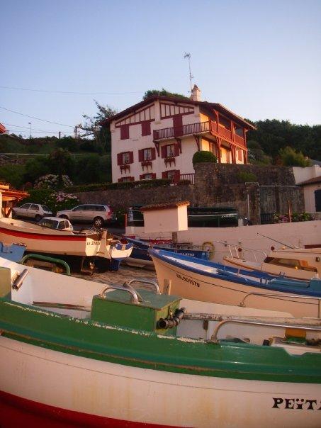 Le Port Guéthary