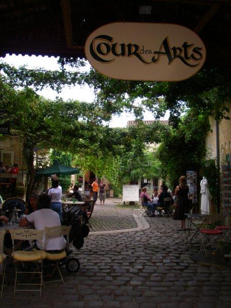 Les magasins de Saint Emilion