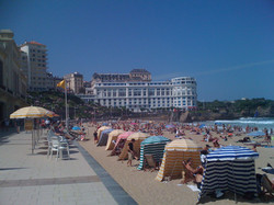 Biarritz La Grande Plage