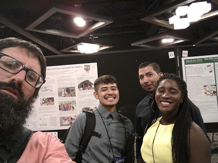 Chi Sci @ 2017 Summer AAPT Meeting