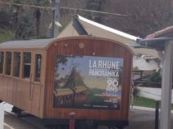 Sare La Rhune little train