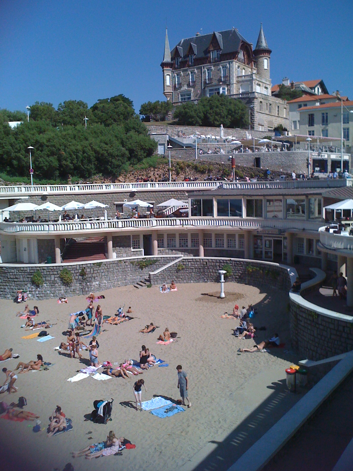Le Port Vieux Biarritz