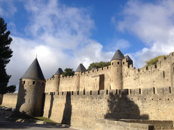 San Sebastian Toulouse Carcassonne