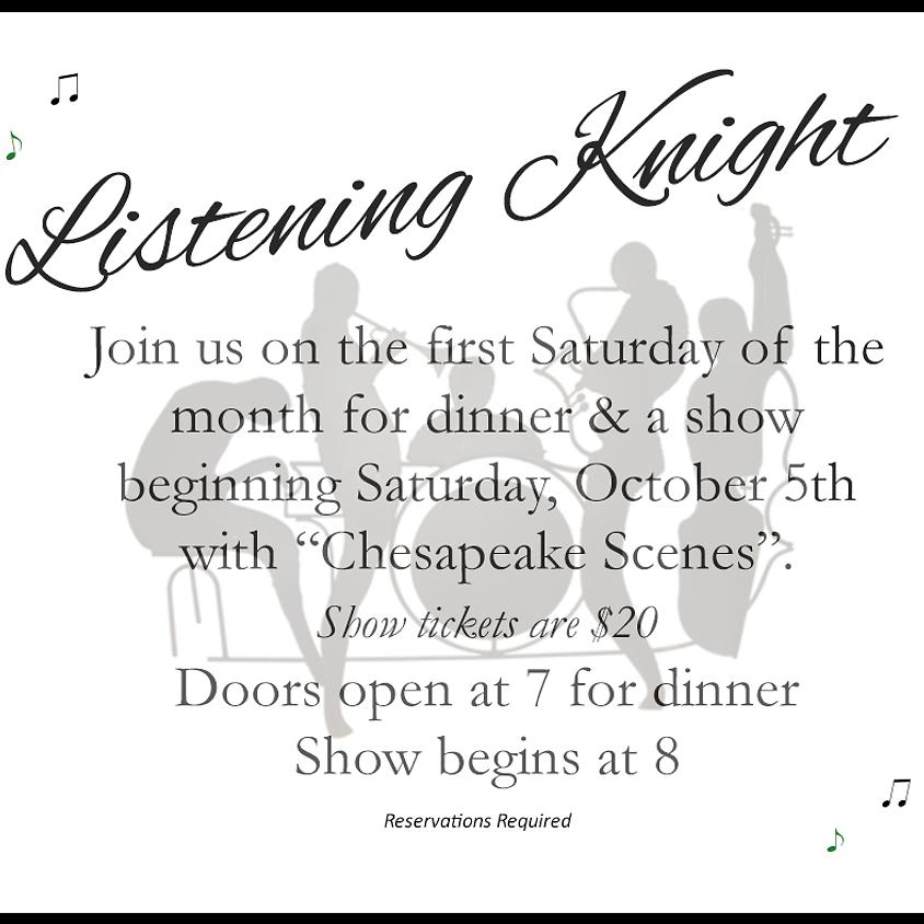 Listening Knight: A Kitty Knight Music Series