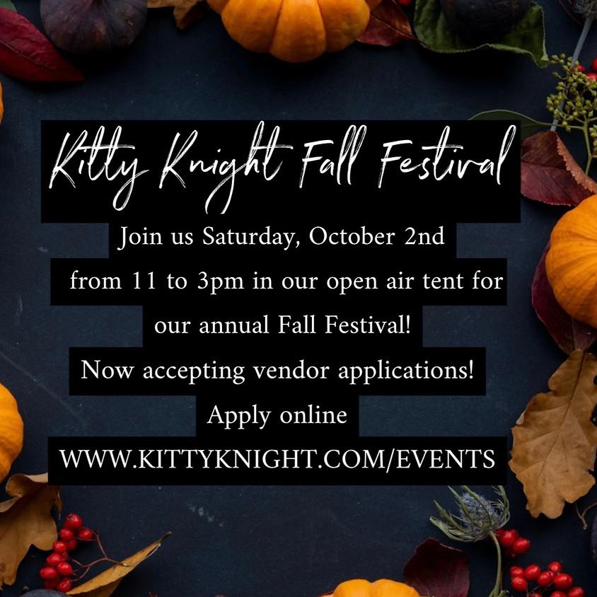 Kitty Knight Fall Festival