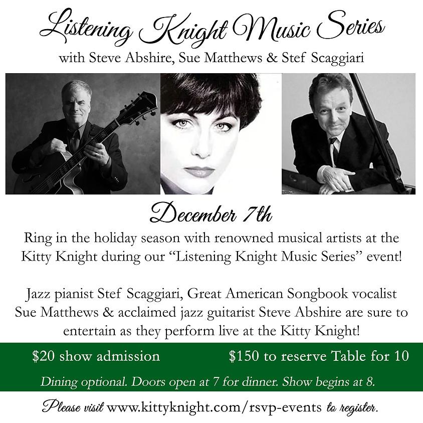 Listening Knight: December Music Series