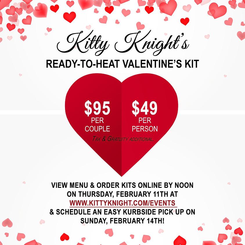 Ready-to-Heat Valentine's Day Kit