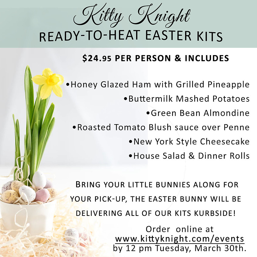 Ready-to-Heat Easter Kit