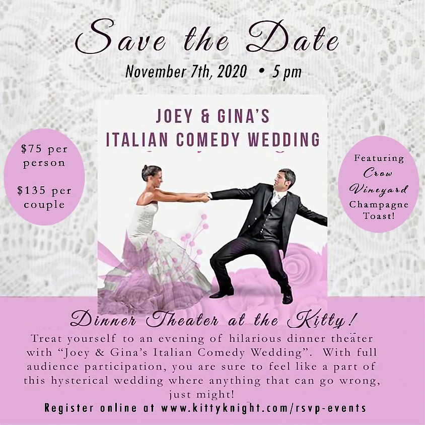 Joey & Gina Italian Comedy Wedding