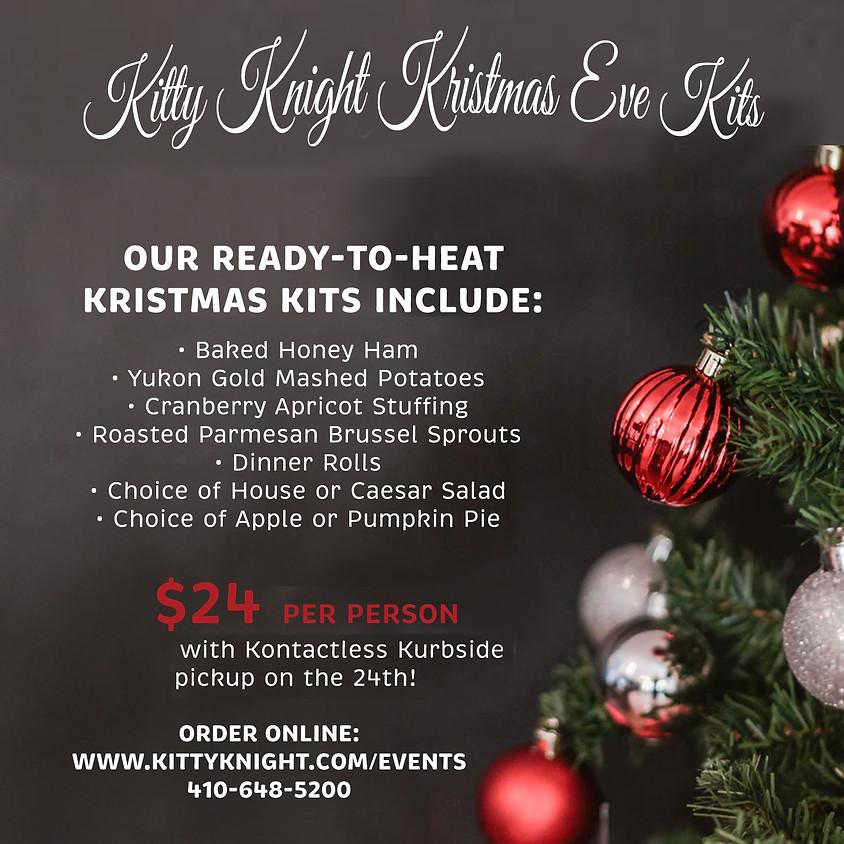 Ready-to-Heat Kristmas Kit
