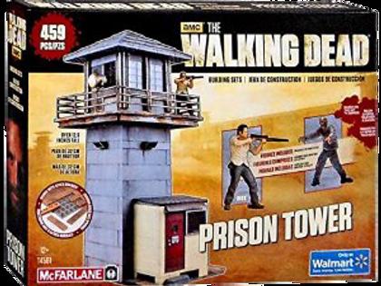 Prison Tower Playset