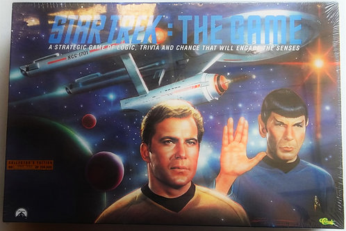 Star Trek : The Game (Board Game)