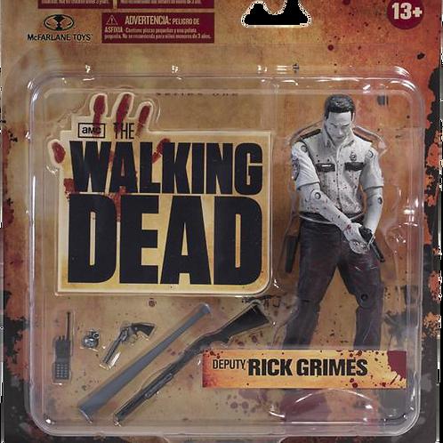 Rick Grimes (Black & White)