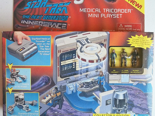Medical Tricorder Mini Playset