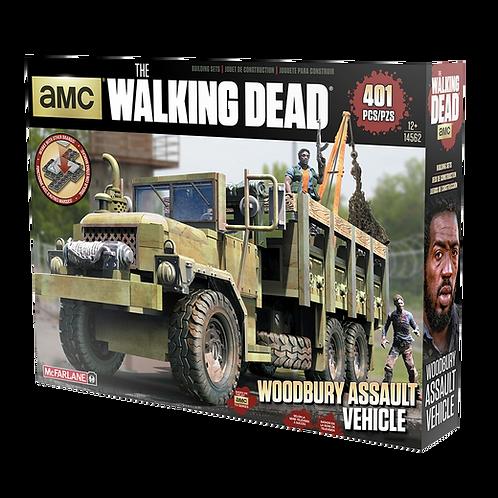 Woodbury Assault Vehicle Playset