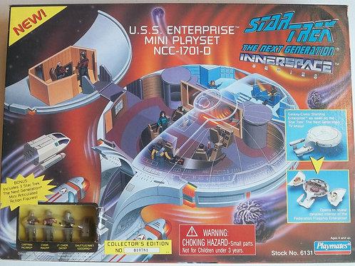 Enterprise Mini Playset