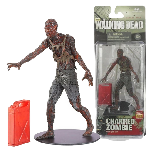 Charred Zombie