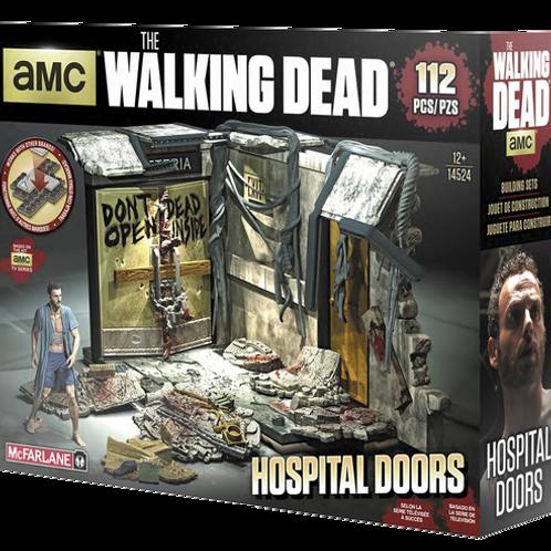 Hospital Doors Playset