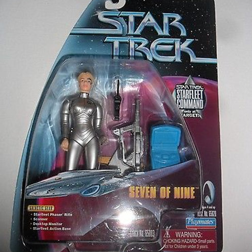 Seven of Nine (Silver Outfit)