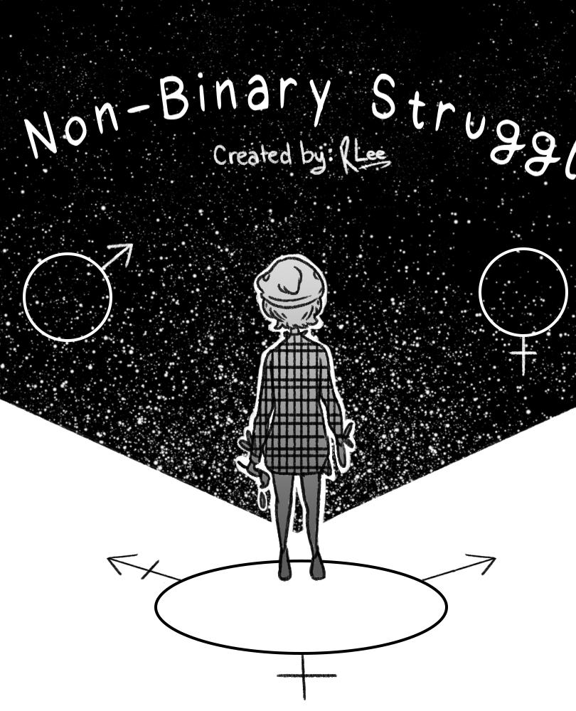 A Non-Binary Struggle