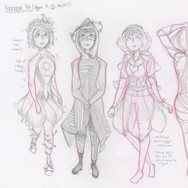 Tia (15) Outfit Designs