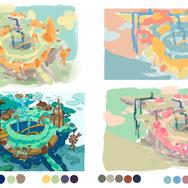 COTSG: HUB Color Tests