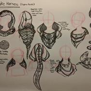 Snake Harness