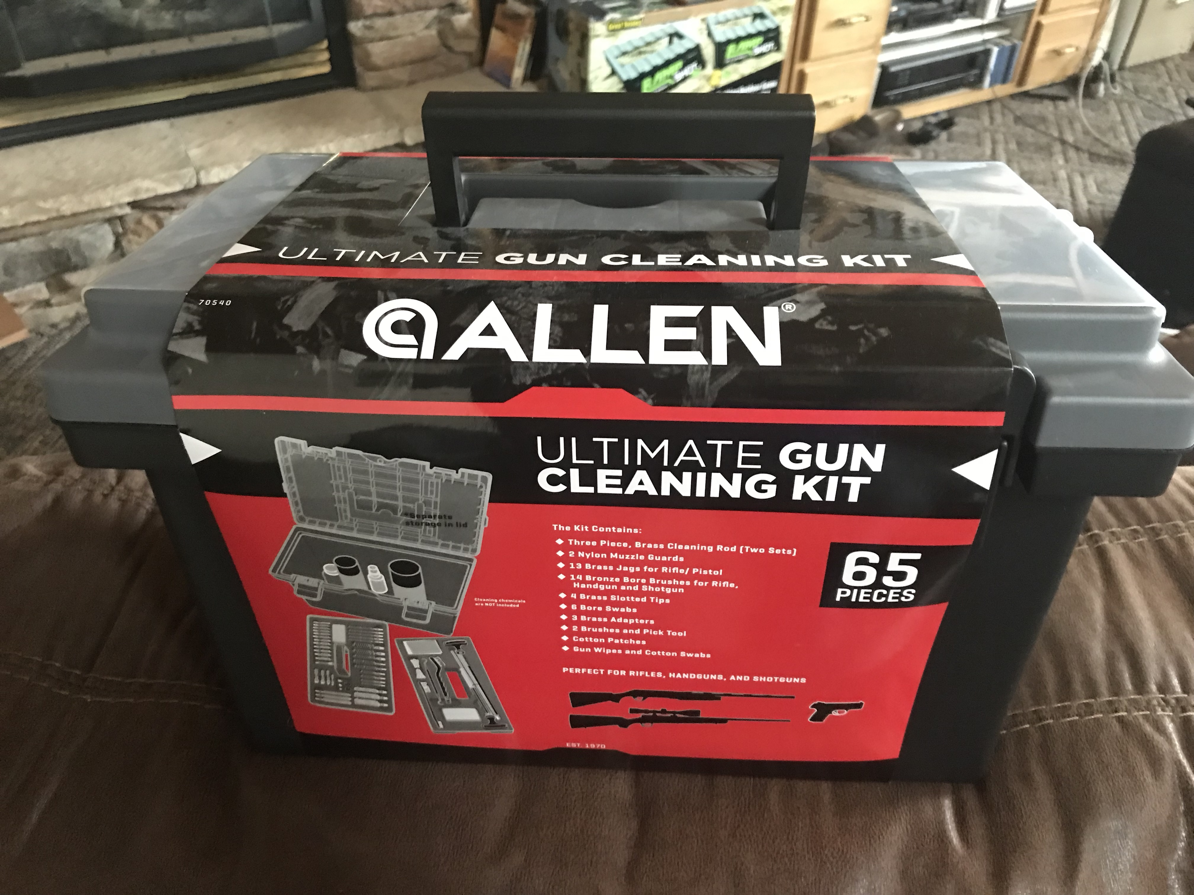 Ultimate Gun Cleaning Kit