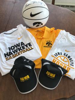 Iowa Basketball Clothing