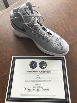 Cole Aldrich Shoe