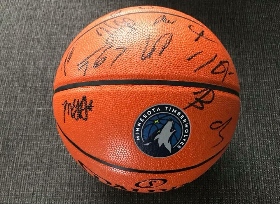 MN Timberwolves Basketball