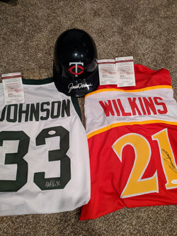 Johnson, Wilkins, and Jack Morris