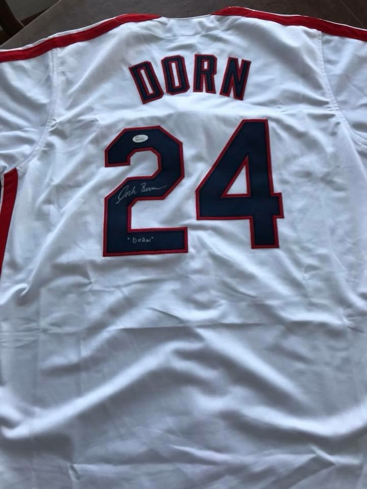 Corbin Bernsen Major League Jersey