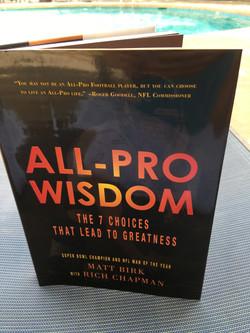 All-Pro Wisdom