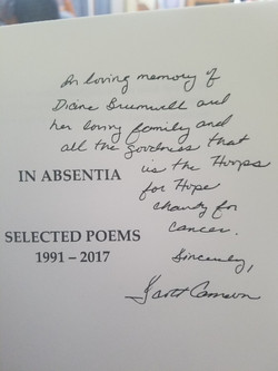 In Absentia by Scott Cameron