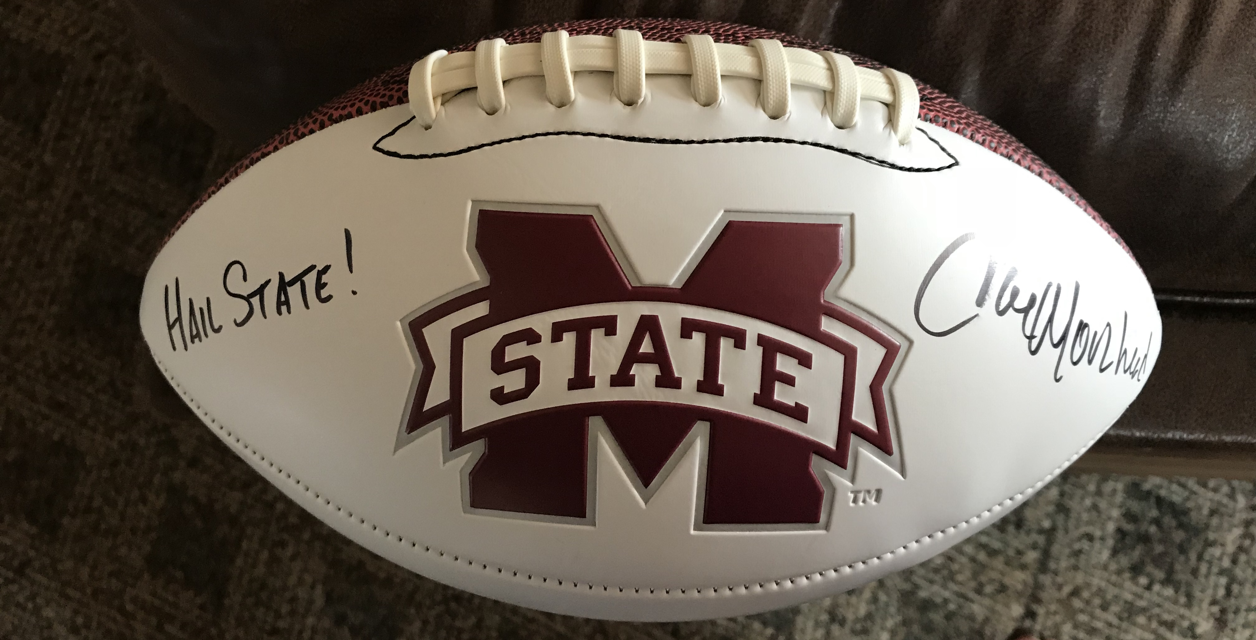 Joe Moorhead Miss. State Football