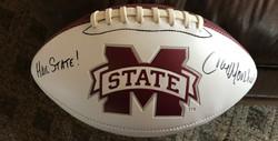 Joe Moorhead Miss. State Football