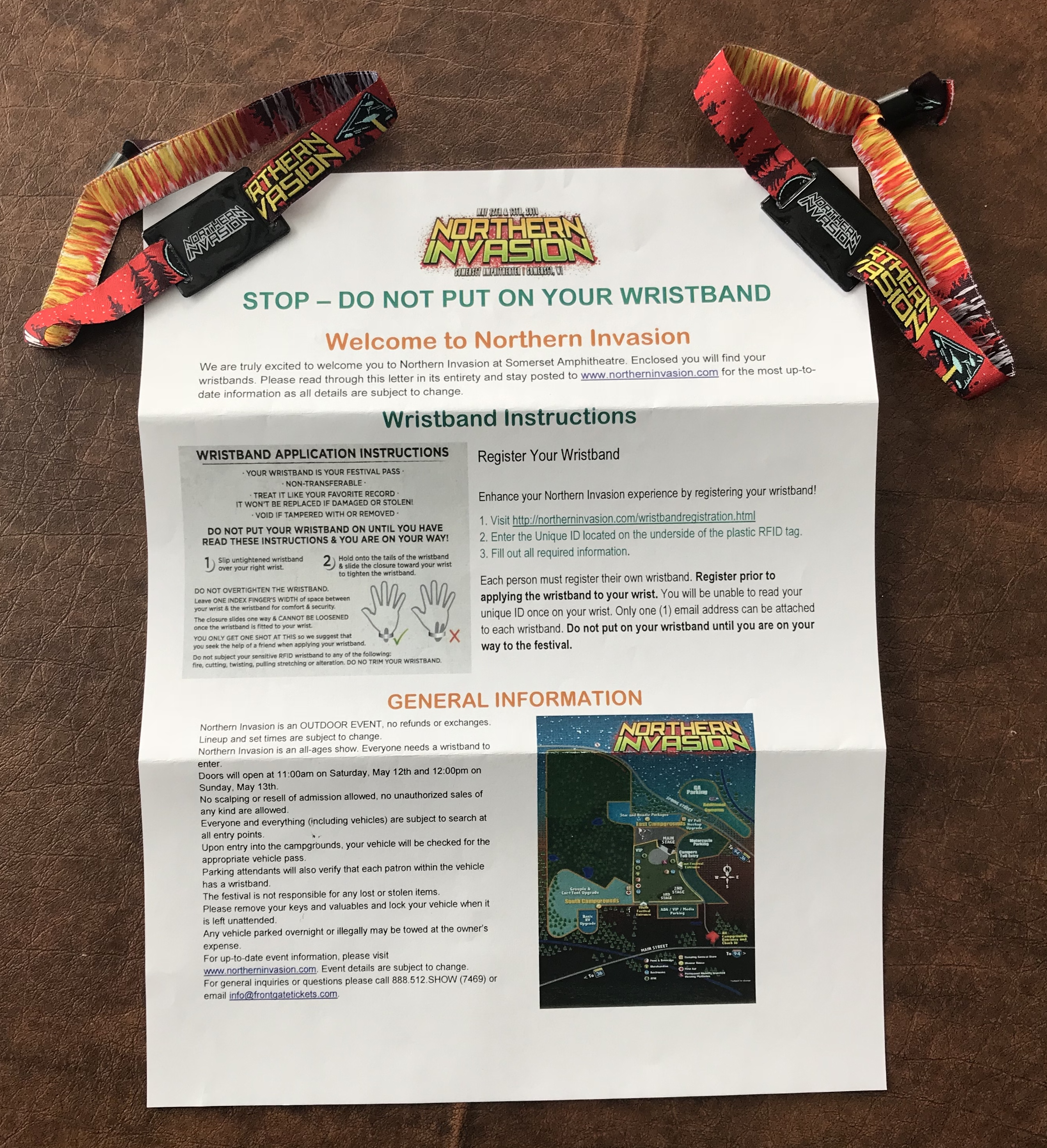 Northern Invasion Tickets