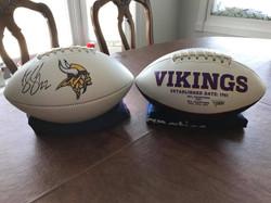 Harrison Smith Vikings Football